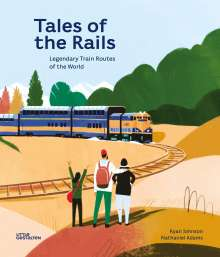 Nathaniel Adams: Tales of the Rails, Buch