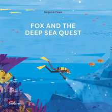 Benjamin Flouw: Fox and the Deep Sea Quest, Buch