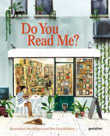Marianne Julia Strauss: Do you read me? (DE), Buch