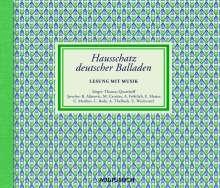 Hausschatz deutscher Balladen, 4 CDs