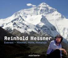 Reinhold Messner: Everest - Himmel, Hölle, Himalaya, 2 CDs