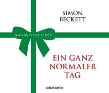 Simon Beckett: Ein ganz normaler Tag, CD