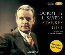 Dorothy Leigh Sayers: Starkes Gift, MP3-CD