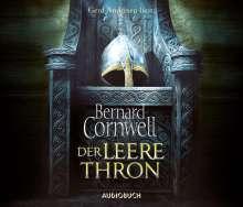 Bernard Cornwell: Der leere Thron, 6 CDs
