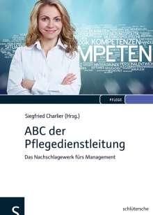 ABC der Pflegedienstleitung, Buch