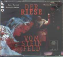 Friedrich Cerha (geb. 1926): Der Riese vom Steinfeld, 2 CDs