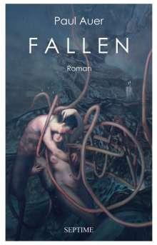 Paul Auer: Fallen, Buch