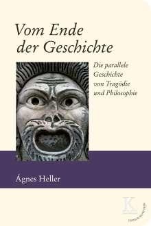 Heller Ágnes: Vom Ende der Geschichte, Buch