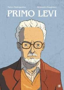 Matteo Mastragostino: Primo Levi, Buch