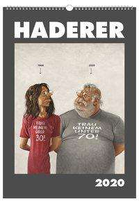 Gerhard Haderer: Haderer Kalender 2020, Diverse