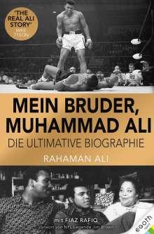 Rahaman Ali: Mein Bruder, Muhammad Ali, Buch