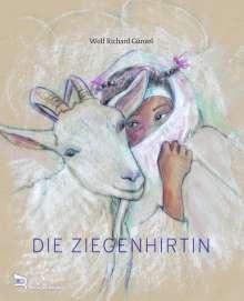 Wolf Richard Günzel: Die Ziegenhirtin, Buch