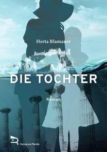 Herta Blamauer: Die Tochter, Buch