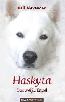 Ralf Alexander: Haskyta, Buch