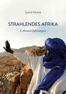 Astrid Hynek: Strahlendes Afrika, Buch