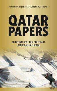 """Christian Chesnot: """"Qatar Papers"""", Buch"""