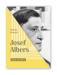 Charles Darwent: Josef Albers, Buch