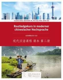 Claudia Ross: Routledge Kurs in moderner chinesischer Hochsprache, Buch
