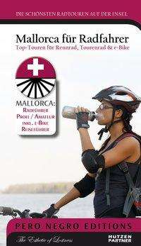 Kathrin Hützen: Mallorca für Radfahrer, Buch