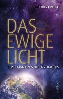 Günther Krause: Das ewige Licht, Buch