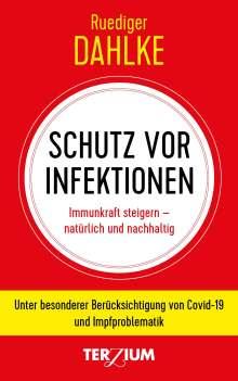 Ruediger Dahlke: Schutz vor Infektion, Buch