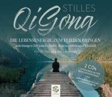 Hartwig Lahrmann: Stilles Qi Gong, 2 CDs