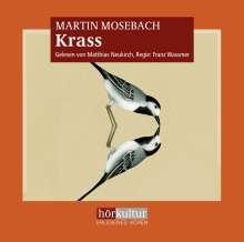 Martin Mosebach: Krass, MP3-CD