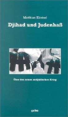 Matthias Küntzel: Djihad und Judenhaß, Buch