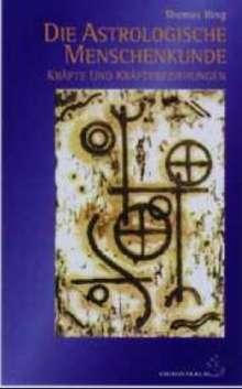 Thomas Ring: Astrologische Menschenkunde Bd. 1-3, Buch