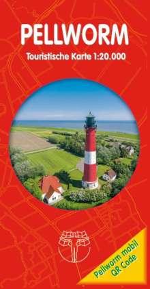 Rolf Drewes: Pellworm 1:20.000 - Touristische Karte, Diverse
