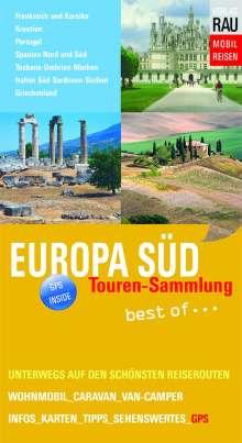Werner Rau: Europa Süd, Buch