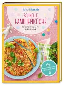 Susanne Klug: Baby & Familie: Schnelle Familienküche, Buch