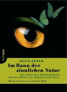 David Abram: Im Bann der sinnlichen Natur, Buch