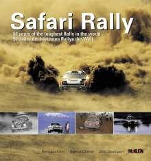 Reinhard Klein: Safari Rally, Buch