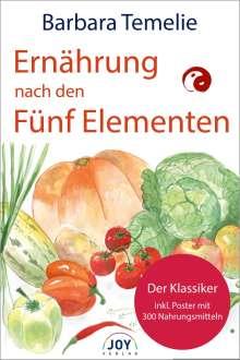 Barbara Temelie: Ernährung nach den Fünf Elementen, Buch