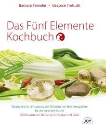 Barbara Temelie: Das Fünf Elemente Kochbuch, Buch