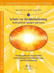 Ravi Roy: Schutz vor Strahlung, Buch