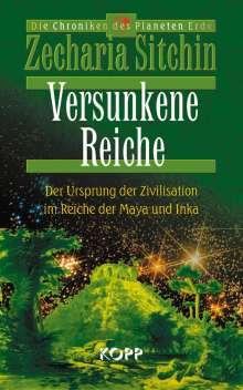 Zecharia Sitchin: Versunkene Reiche, Buch