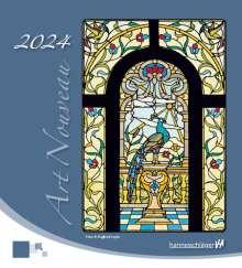Art Nouveau 2022, Kalender