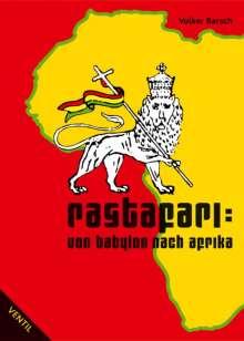 Volker Barsch: Rastafari, Buch