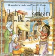 Pit Budde: iftah ya simsim. CD, CD