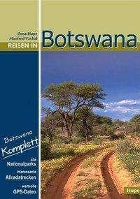 Ilona Hupe: Reisen in Botswana, Buch