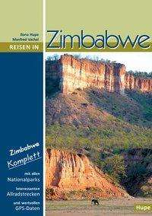Ilona Hupe: Reisen in Zimbabwe, Buch