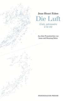 Jean-Henri Fabre: Die Luft, Buch