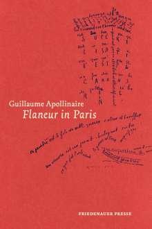 Guillaume Apollinaire: Flaneur in Paris, Buch