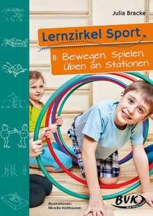 Julia Bracke: Lernzirkel Sport 02, Buch