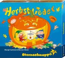 Werner Meier: Herbstlieder, CD
