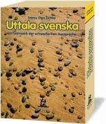 Erbrou Olga Guttke: Uttala svenska. 8 CDs mit Begleitbuch, Buch