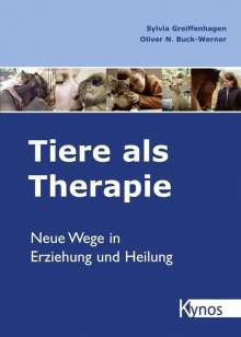 Sylvia Greiffenhagen: Tiere als Therapie, Buch