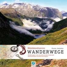 Harri Ahonen: Wanderwege Mittelskandinavien, Buch